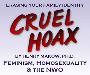 Cruel Hoax - Feminism and NWO Book Cover