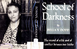 School of Darkness by Bella V. Dodd