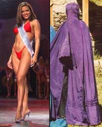 Bikini Vs. Burka